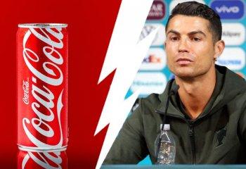 Cristiano Ronaldo e la Coca Cola, riflettiamoci meglio