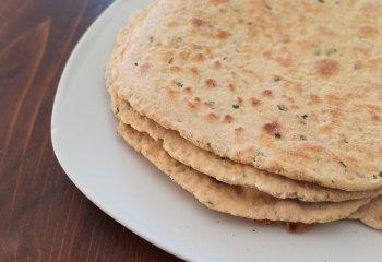 La ricetta del Pane di ceci