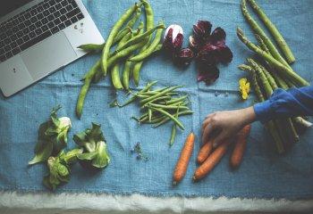 Ricette Primaverili: è online il nostro nuovo corso di cucina