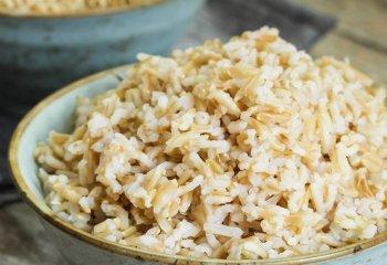 Il riso integrale: oltre il farmaco e meglio del farmaco