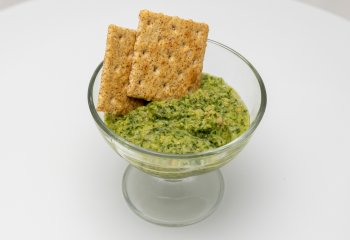 Salsa verde all'acetosella