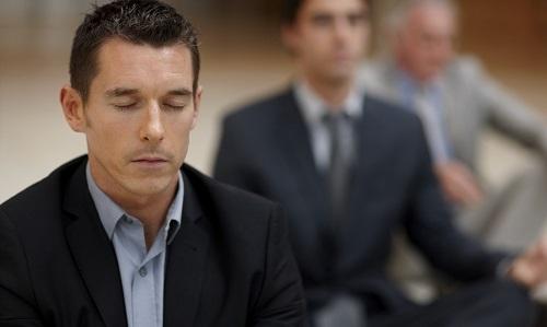 stress meditazione