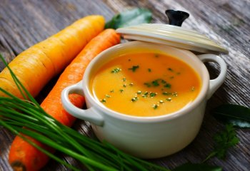 Come preparare una deliziosa vellutata di carote e patate
