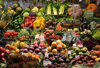 Muore meno di malattie croniche chi mangia verdura, frutta e proteine vegetali